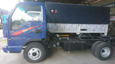 Xe tải JAC 2t4 chassis, Jac Motor