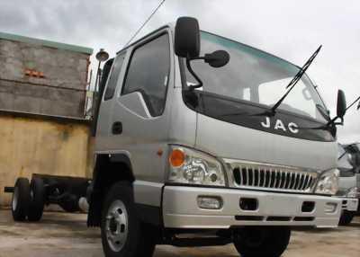 Xe tải JAC 1T49 động cơ công nghệ ISUZU