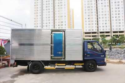 Xe tải Hyundai 2 tấn 4/ động cơ nhật thùng dài, Bình Dương