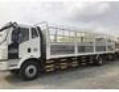 Xe tải Faw 7T25 * 7t25 * 7250Kg nhập khẩu 2019 Euro 4 thùng dài 9m7