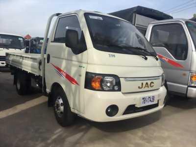Xe tải nhẹ JAC thùng lửng các loại dòng EURO 4 , động cơ isuzu , giá rẻ