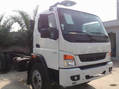 Xe tải FUSO 8 tấn FI thùng dài 5.77m
