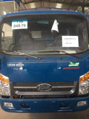 Xe VEAM 3.5T máy Hyundai