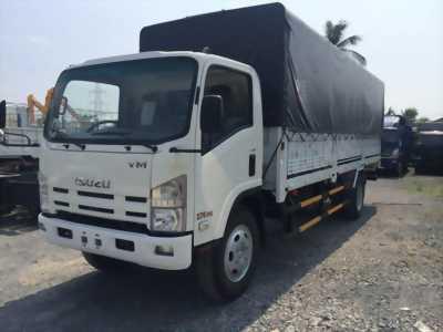 Xe tải 8 tấn ISUZU Fn129 thùng dài 7m2