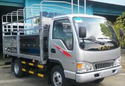 Xe tải Jac 2.4 tấn - 2T4 máy ISUZU. Bán xe tải Jac