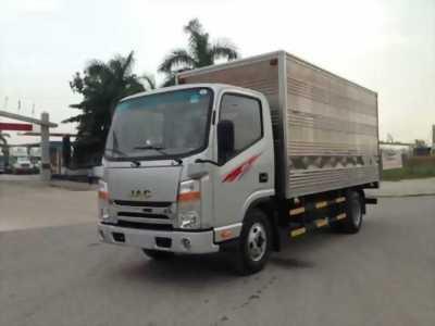 Chuyên bán xe tải Jac 3t45 đầu vuông mới 2017