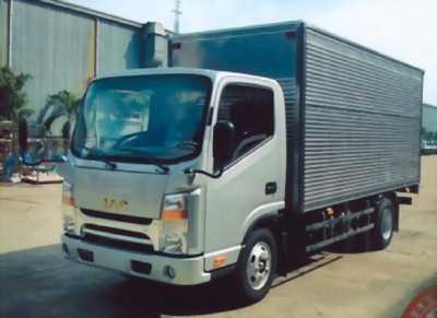 Xe tải JAC 2 TẤN 5 / 2T5/ 2500KG máy công nghệ ISUZU