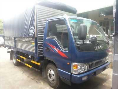 Bán xe tải jac 4.95 tấn phiên bản quốc tế