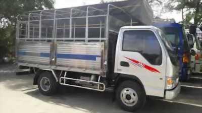Xe tải JAC 2 TẤN 4 hỗ trợ trả góp 90%