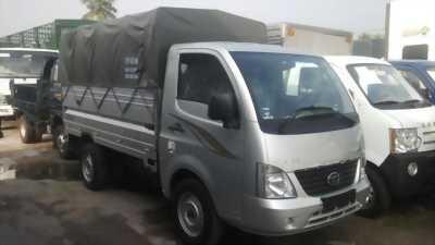 Xe tải nhẹ TaTa 1T2-Máy dầu. Hỗ trợ vay ngân hàng cao