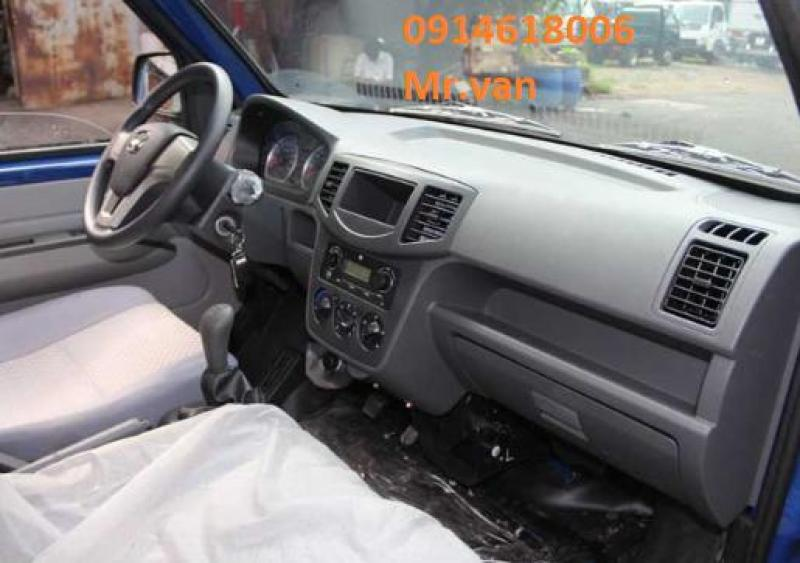 Đại lý bán xe tải KENBO 990Kg tiêu chuẩn EURO IV giá cạnh tranh
