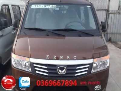 Bán xe bán tải kenbo 5 chỗ 650kg Trọng lượng bản thân 1110 Kg