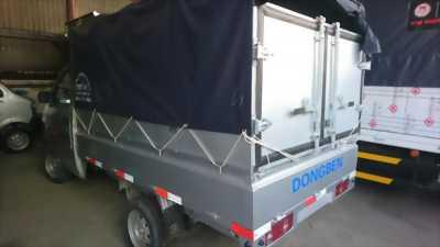 Dongben 870kg với 3 loại thùng tiêu chuẩn