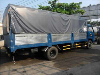 Xe tải 7,5 tấn-thùng dài-động cơ hyundai