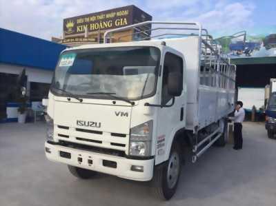 Bán xe tải ISUZU 8.2 tấn trả góp, ISUZU 8t2 thùng dài 7m1