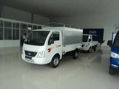 Đại lý xe tải nhẹ 1t 2t 3t, xe tải TaTa giá rẻ trả góp