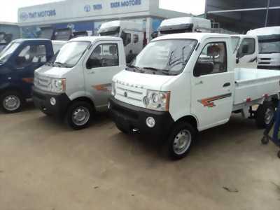 Đại lý xe tải Dongben 870kg, 810kg, 770kg rẻ trả góp