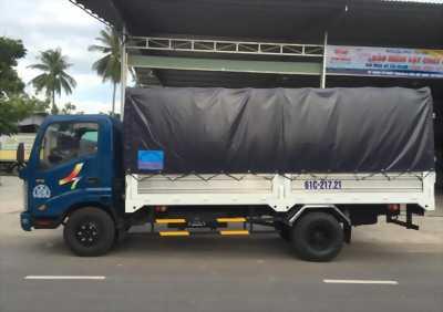 Bán xe tải 3t5 thùng dài 4m9 giá rẻ