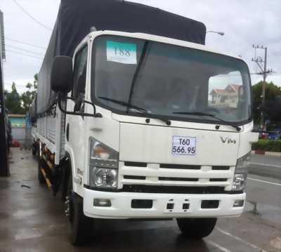 Xe tải Vĩnh Phát 8T2, máy Isuzu chính hãng