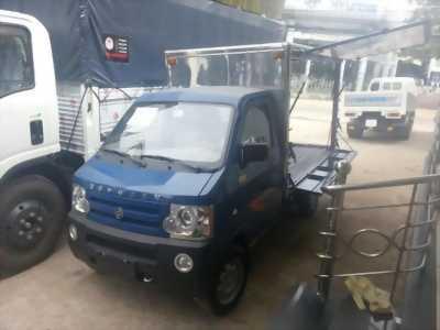 Bán xe tải nhỏ dongben thùng cánh dơi 770kg