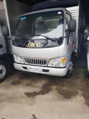 Đại lý bán trả góp xe tải Jac 2t4, trả trước 20tr lấy xe