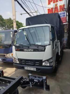 Bán xe Isuzu 1t9 - 2t2 vào thành phố, vay 95% giá trị xe