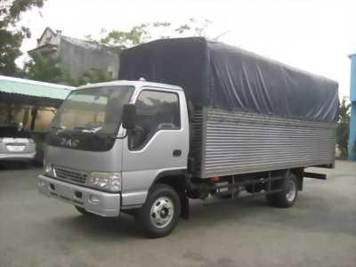Xe JAC 3.500 kg, Đầu vuông, Bảo hành 5 năm.