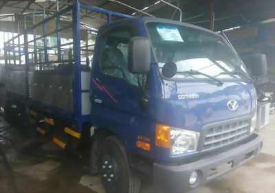 Xe tải hyundai HD99, 6.5 tấn thùng inox 2017