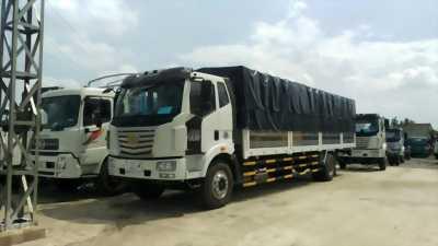 Đai lý khu vực miền nam bán xe tải FAW thùng dài 9m7.