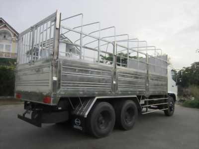 Bán xe tải hino FM8JNSA Thùng mui bạt 15650 kg