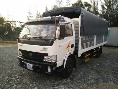 Xe tải Veam Vt735 / 7.5 tấn máy nissan thùng dài 6m1