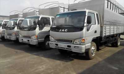 Xe tải jac 2,4 tấn trả góp giá cực rẻ
