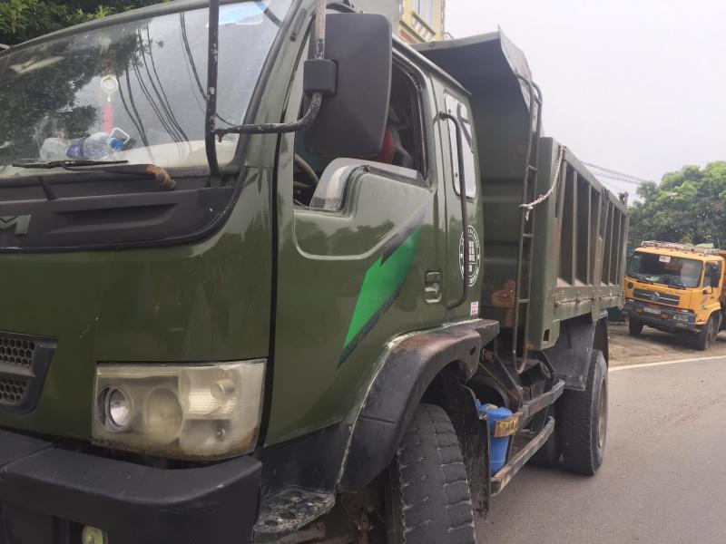 Bán xe tải 7 tấn dongfeng đời 2009 xe ben