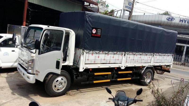Xe tải isuzu 8.2 tấn/8t2/8.2 tân nâng tải thùng dài 7.1 mét