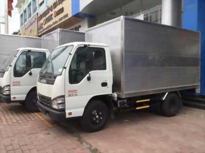 Xe tải ISUZU 2,4 tấn,thùng dài 4,3m,đời 2017