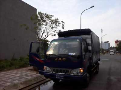 Jac 2,4 tấn là dòng xe tải nhẹ số 1 về chất lượng
