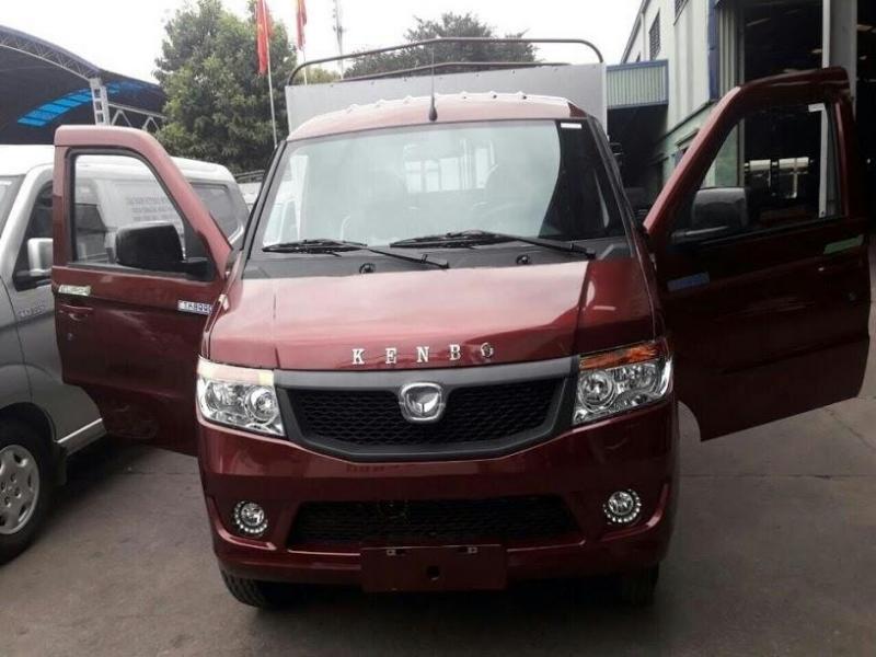 Đại lí  xe tải  Kenbo 990kg lãi suất thấp
