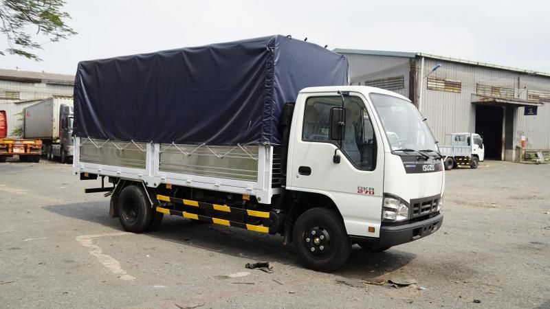 BẢNG GIÁ XE ISUZU 1T9 1T9 1,9 tấn 2018 tại tp-hcm
