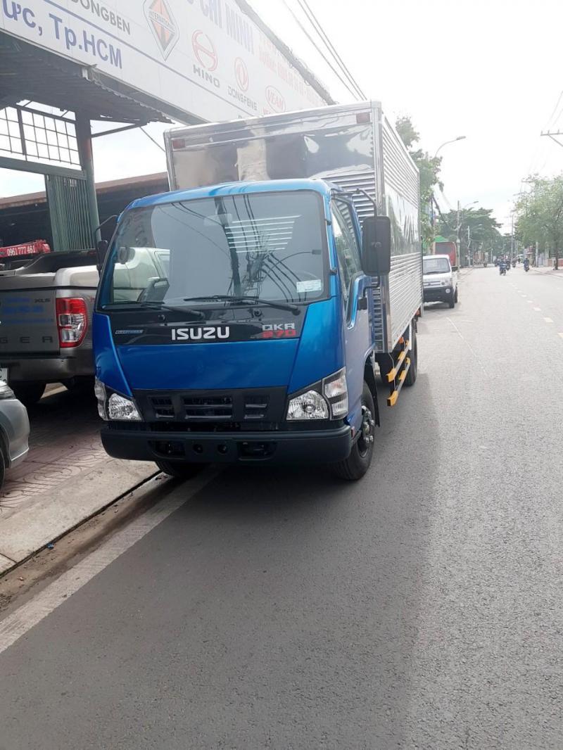 Xe tải ISUZU 1T9 QKR, bán xe tải ISUZU trả góp