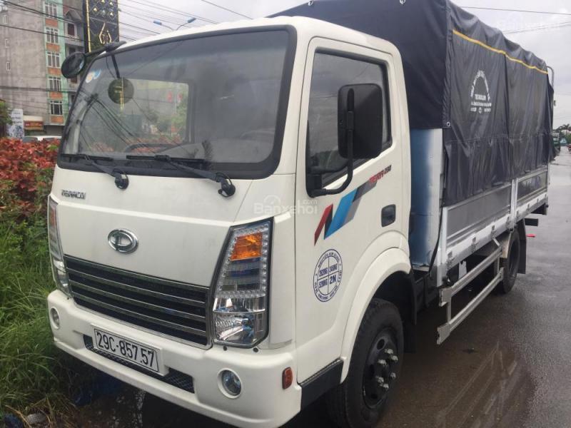 xe tải teraco 3 tấn TERACO hàn quốc hỗ trợ trả góp