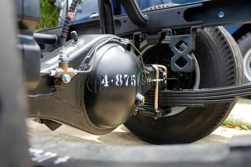 Xe tải JAC X125 1tấn2 máy dầu hổ trợ vay 90%