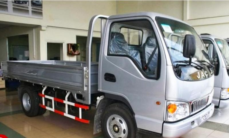 Xe tải Jac 2.4 tấn thùng lửng