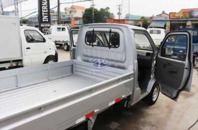 Xe tải Dongben 870kg thùng lửng 2018 tại TPHCM.