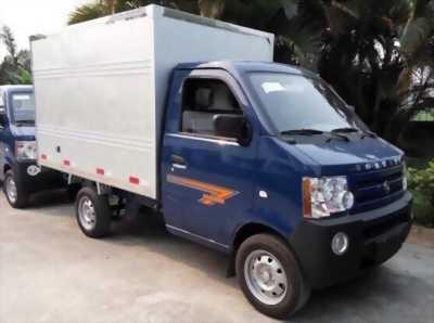 Xe tải Dongben 770kg thùng kín tại TPHCM.