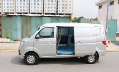 Xe tải van Dongben 950kg X30 2 chỗ ngồi ở TPHCM
