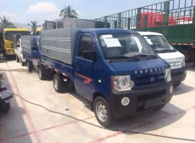 Mua xe tải Dongben 810kg thùng mui bạt giá rẻ