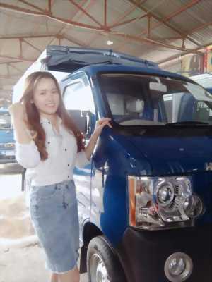 xe tải Dongben 810KG thùng bạt - xe tải Dongben trả góp