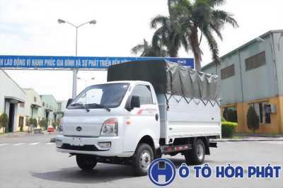 Bán xe tải daisaki thùng dài 3m2 trả góp trên toàn quốc
