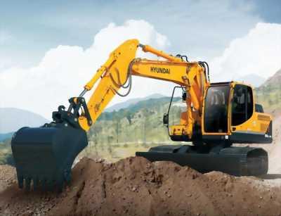 Bán máy xúc đào Hyundai giá rẻ nhất Hà Nội