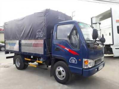 Xe tải Jac 2t4 mui bạt tại Thủ Đức, trả trước chỉ 20%